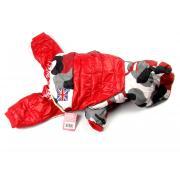 Утепленная куртка для собак