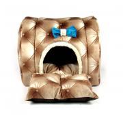 Домик для кошек и мелких собак 38×30 см