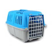 Переноска для кошек и мелких собак 40×30×27 см