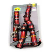 Шлейка и поводок (комплект) для собак мелких и карликовых пород