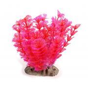 Растение пластиковое, 13 см