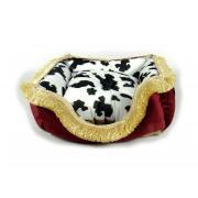 Лежанка для кошек и мелких собак 43×50 см
