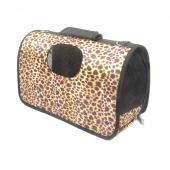 Сумка-переноска для кошек и мелких собак 33×17×24 см
