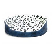 Лежанка матрешка для кошек и мелких собак (15) 56×42 см