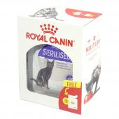 Акция 1+1! Royal Canin Mix İt Up: Sterilised 37 (400 гр) + Sterilised (85 гр)
