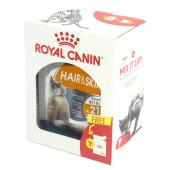 Акция 1+1! Royal Canin Mix İt Up: Hair&Skin (400 гр) + Intense Beauty (85 гр)