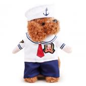 Одежда Sailor для кошек и мелких собак, размер L