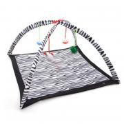 Игрушка складной коврик-палатка для кошек и мелких собак, 53×53×35 см