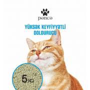 Pəncə бентонитовый наполнитель для кошачьего туалета 5 кг