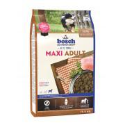Bosch Maxi Adult сухой корм для взрослых собак крупных пород (весом свыше 30 кг) со средним уровнем активности с мясом домашней птицы (целый мешок 15 кг)
