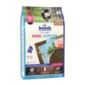 Bosch Mini Junior сухой корм для щенков маленьких пород с мясом домашней птицы (целый мешок 15 кг)