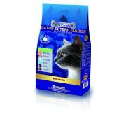 Ortin Premium Catos Esterilizados сухой корм cухой корм для стерилизованных кошек и кастрированных котов (целый мешок 3 кг)