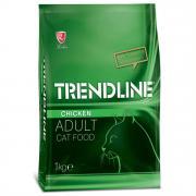 Trendline Adult Сat сухой корм для кошек со вкусом курицы 1 кг