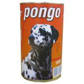 Понго консервы для собак на 66% из натурального мяса в виде фарша, 1.320 кг