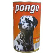 Понго консервы для собак на 66% из натурального мяса в виде фарша
