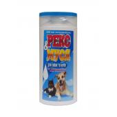 Рекс&Муся зоошампунь для уничтожения блох,вшей,власоедов для собак и кошек, 225 мл