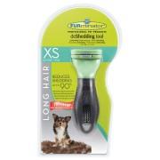 Фурминатор XS для собак весом меньше 4,5 кг с длиной шерсти более 5 см