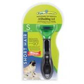 Фурминатор S для собак весом 4,5-9 кг с длиной шерсти менее 5 см