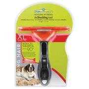 Фурминатор XL для собак весом более 41 кг с длиной шерсти более 5 см