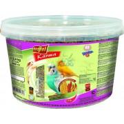 Полнорационный корм для волнистых попугаев