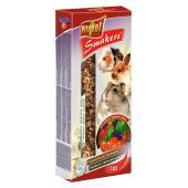 Vitapol Smakers c лесными ягодами для грызунов и кроликов, 2 шт., 90 г