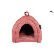 Домик-купол для кошек и мелких собак, 40×40 см