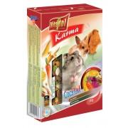 Коктейль - дополнительный корм для грызунов и кролика
