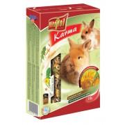 Полнорационный корм для кролика