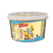 Песок для птиц с лимонным ароматизатором