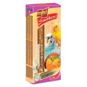 Smakers (колосок) с апельсином для волнистых попугаев 2 шт.