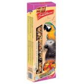 Smakers (колосок) с орехами и фруктами для крупных попугаев 2 шт.