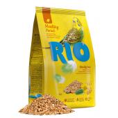 Rio корм для волнистых попугайчиков в период линьки 500 г
