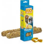 RIO палочки медовые для волнистых попугаев и экзотов