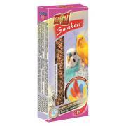 Vitapol Smakers в период линьки для волнистых попугаев, 2 шт., 90 г