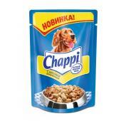 Chappi для собак всех пород с аппетитной курочкой