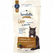 Bosch Sanabelle Snack Lamm & Holunder беззерновое лакомство для кошек с ягненком и бузиной