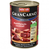 Gran Carno Adult коктейль мясное ассорти, 400 г