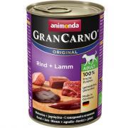 Gran Carno Adult с говядиной и ягненком, 400 г