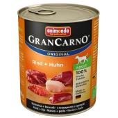 Gran Carno Adult с говядиной и курицей