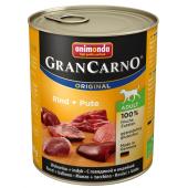 Gran Carno Adult с говядиной и индейкой, 800 г