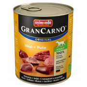 Gran Carno Adult с говядиной и индейкой
