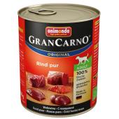 Gran Carno Adult с отборной говядиной, 800 г