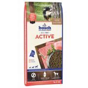 Bosch Active сухой корм для взрослых собак с повышенным уровнем активности с мясом домашней птицы (целый мешок 15 кг)