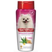 Чистотел гипоаллергенный  шампунь для собак с пшеницей и алоэ верой, 270 мл