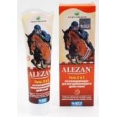 Alezan гель 2в1 охлаждающе-разогревающее действие