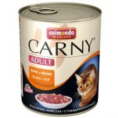 Carny Adult консервы с говядиной и курицей