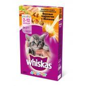 Whiskas для котят аппетитное ассорти с молоком, индейкой и морковью, 350 г