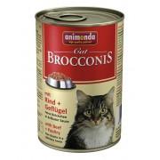 Brocconis с говядиной и домашней птицей