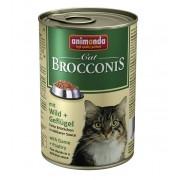 Brocconis с дичью и домашней птицей