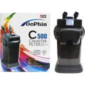 Внешний канистровый фильтр DoPhin C-500